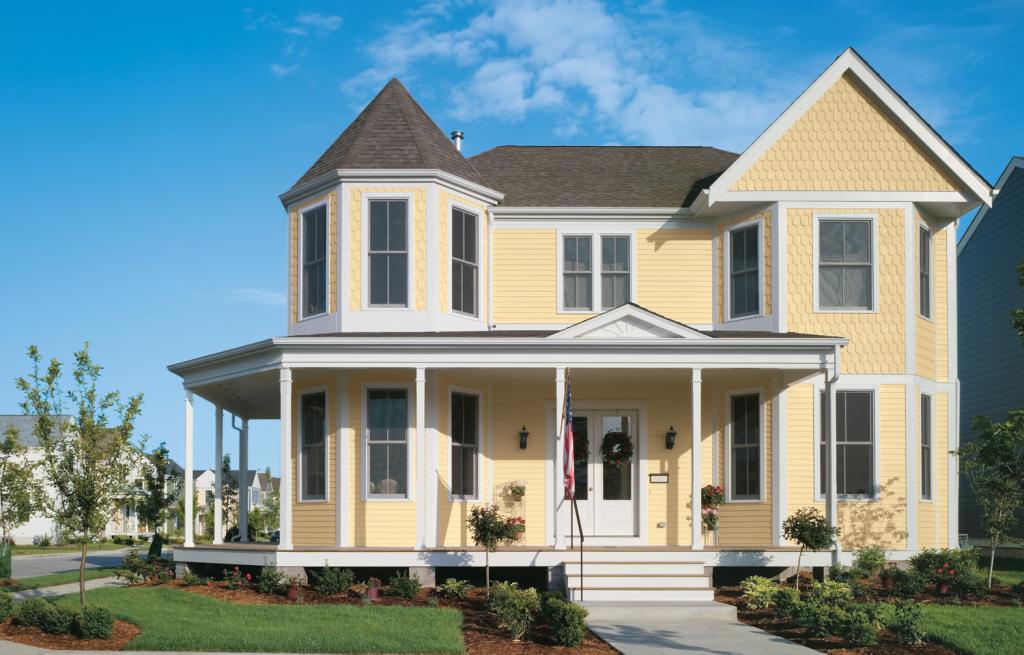 Exterior House Colors 2019 2